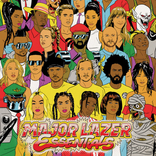 Major Lazer • Essentials