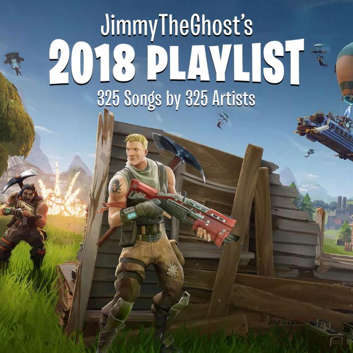 The 2018 Playlist -