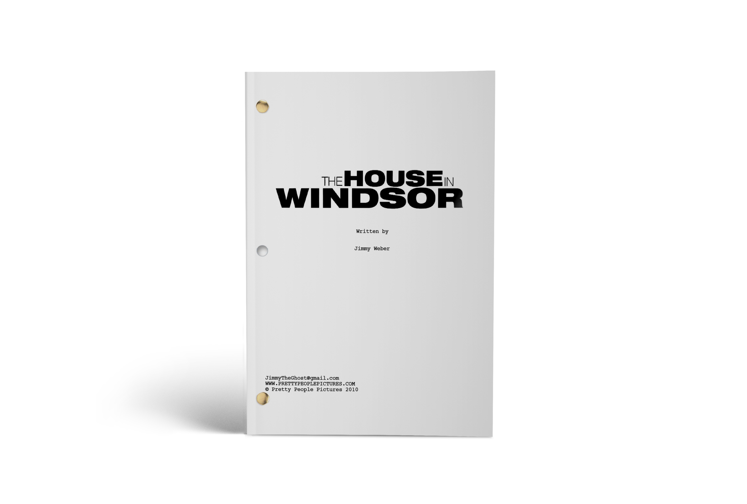 The House in Windsor - Final Transcript. 6 Pages
