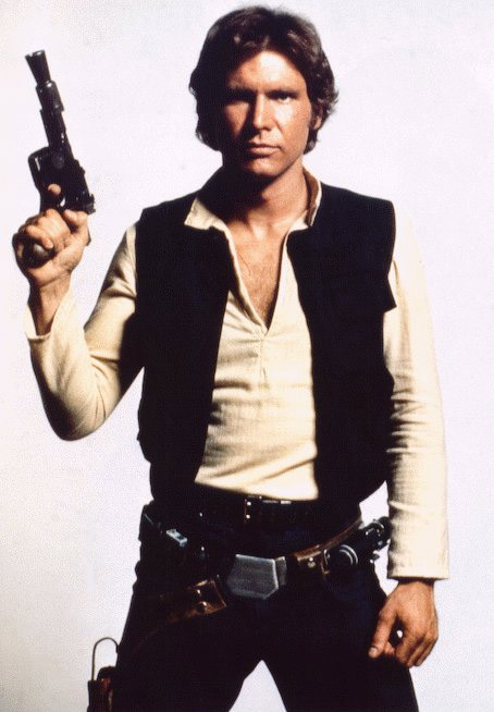 Photo Courtesy of  http://darth.wikia.com/wiki/Han_Solo