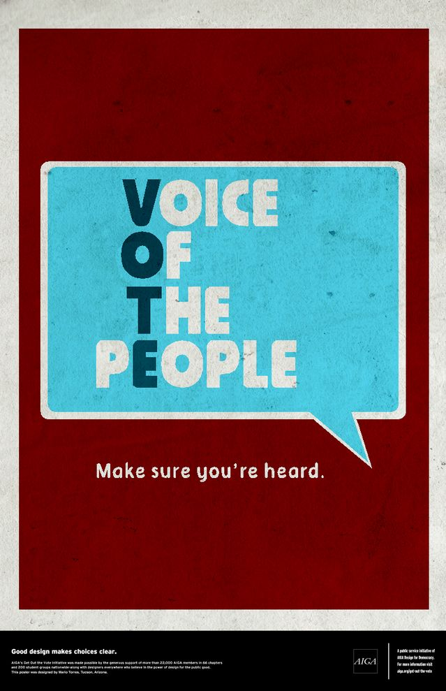 Voice of the People by Mario F. Torres