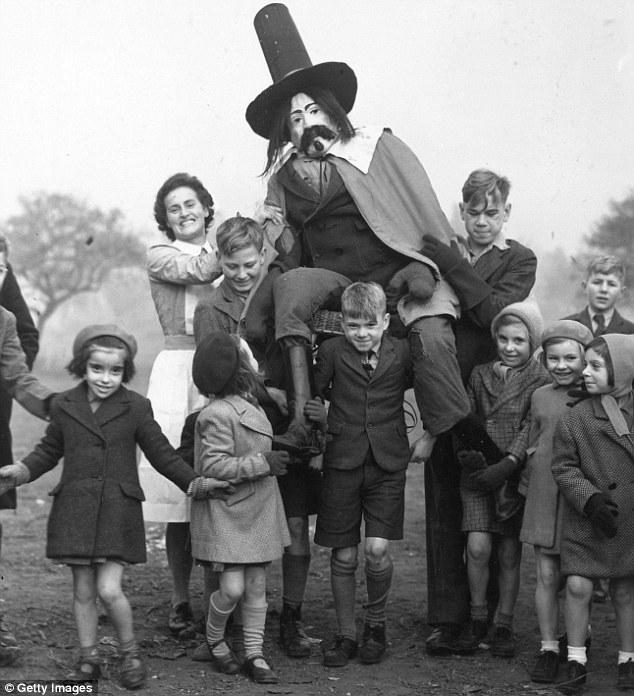 1947 Guy Fawkes Night Children Guy Vintage Porcelinas World.jpg