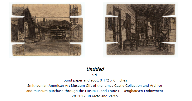 Exhibition Slideshow   Untitled  The Art of James Castle   Smithsonian American Art Museum.png