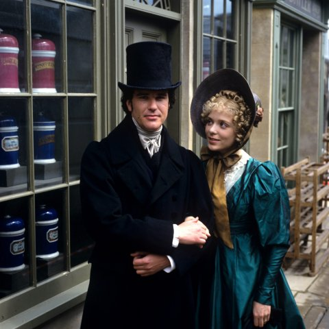 In the 1994 adaptation, Dr. Lydgate is played by  Douglas Hodge  and Rosamond is played by  Trevyn McDowell