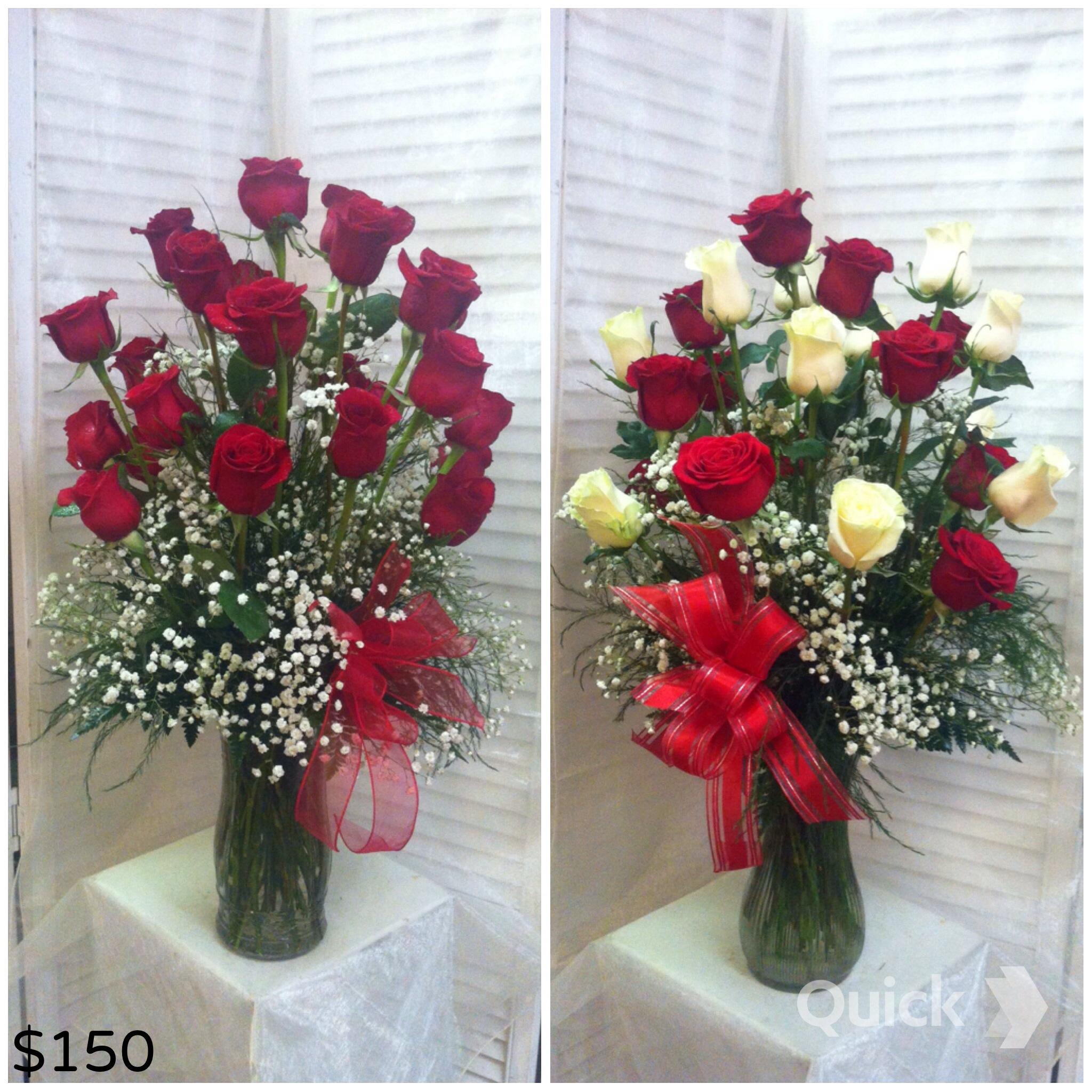 Standard Two Dozen Roses