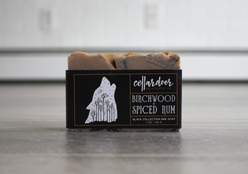 Cellar Door - Birchwood Spiced Rum Soap