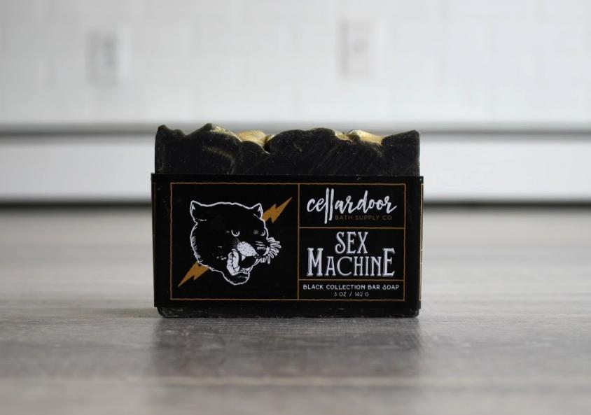 Cellar Door - Sex Machine Soap