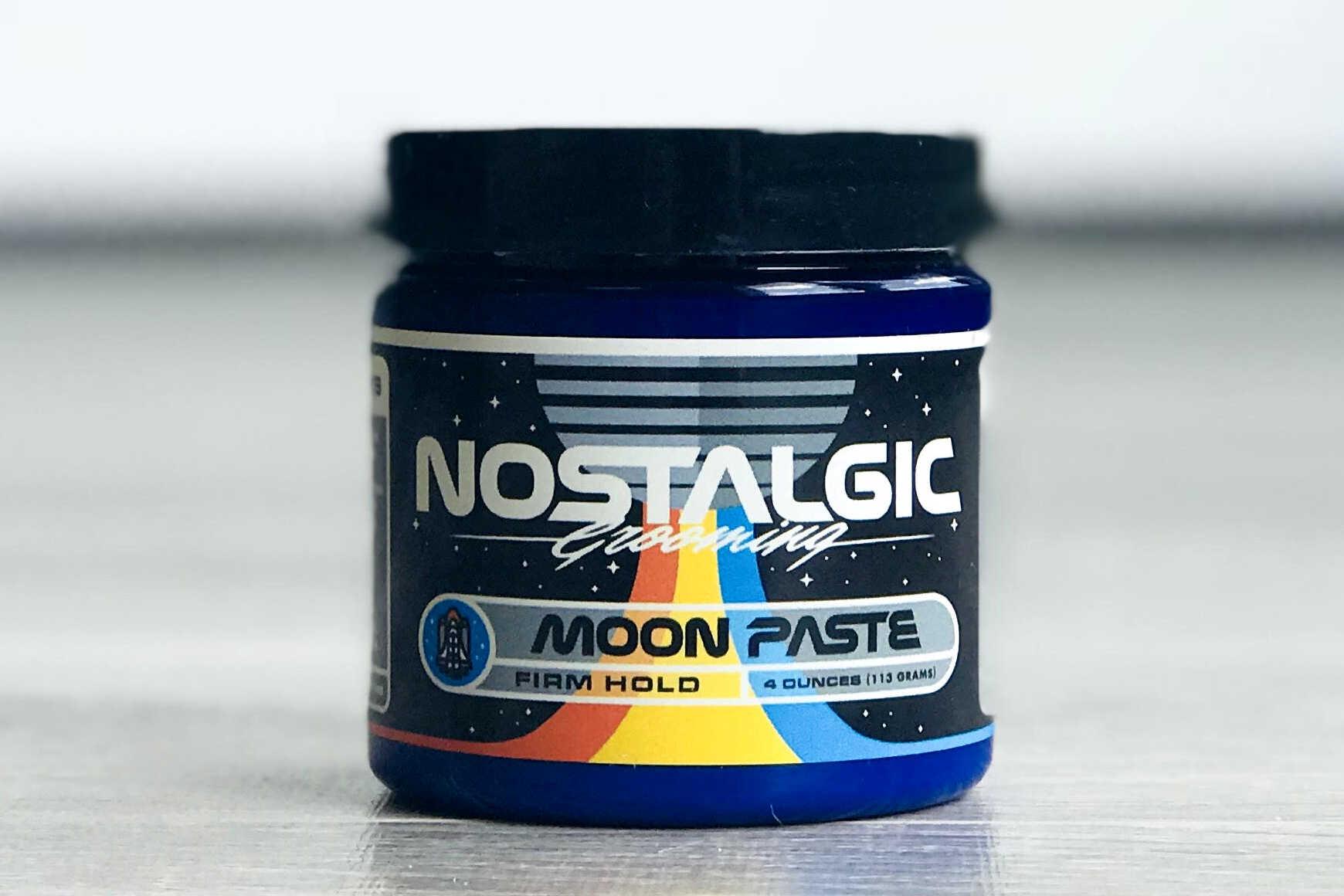 Nostalgic - Firm Moon Paste