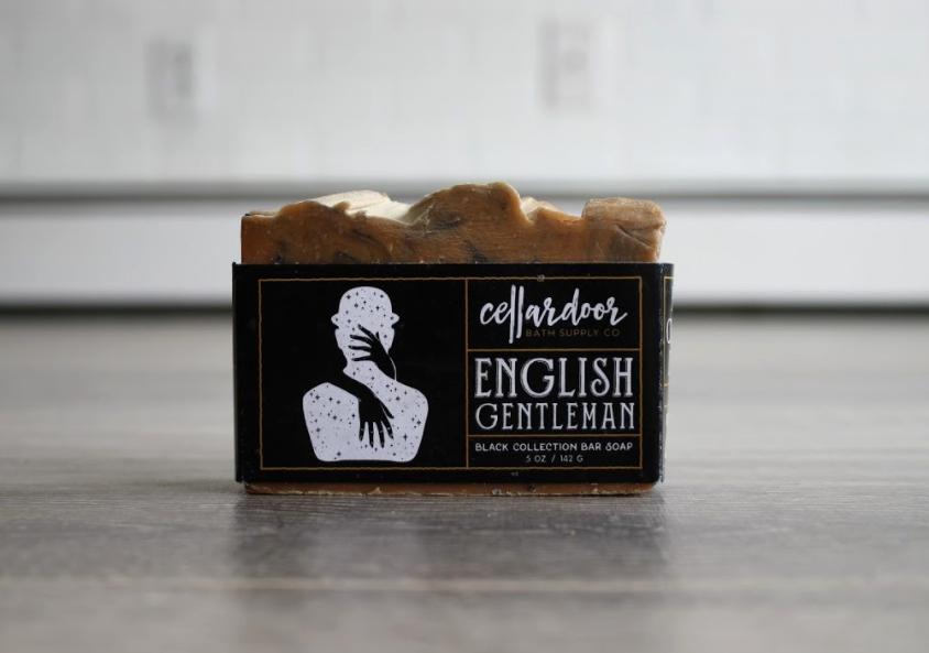 Cellar Door - English Gentleman Soap