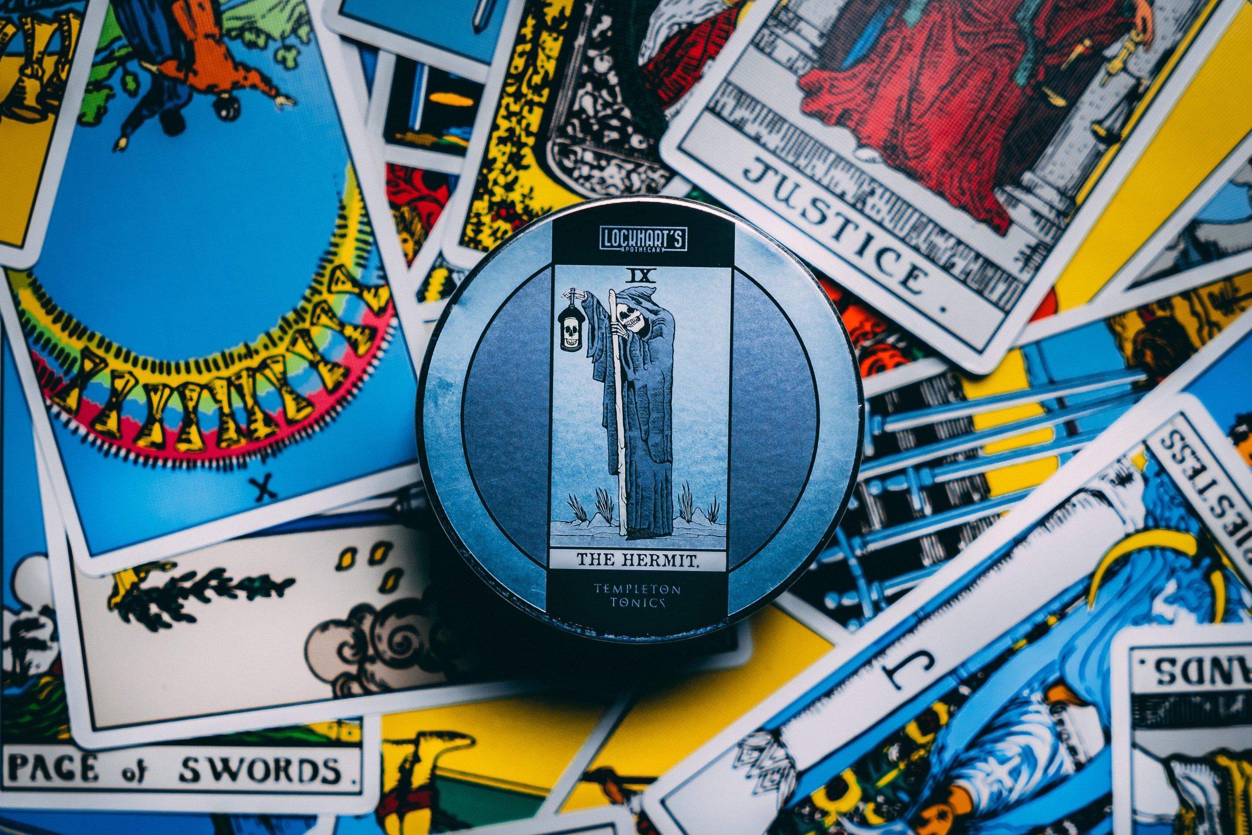 Tarot Stories — LOCKHART'S Authentic Hair Pomade