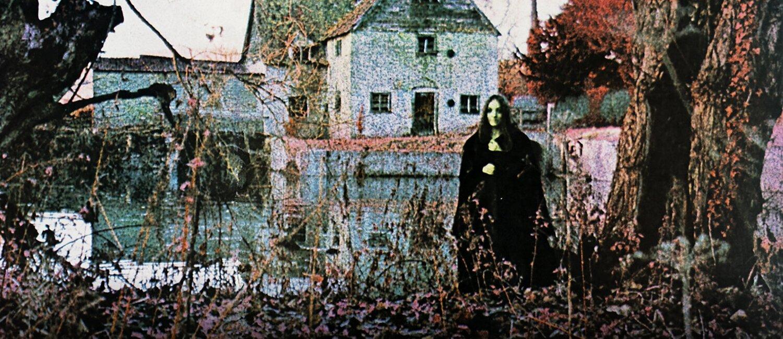Black Sabbath - Black Sabbath album art (1970)