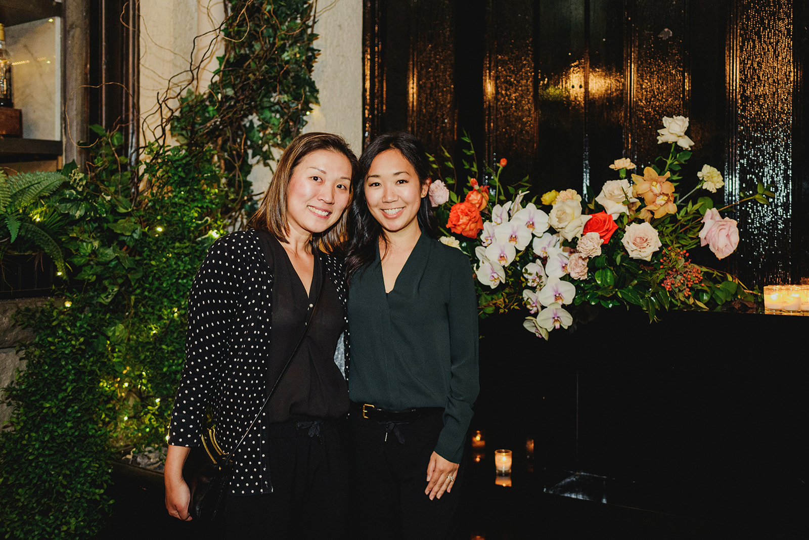 Wedding Planner Mel (right) and Wedding Day Assistant Iris (left). Photographed by the wonderfully generous  Sachin Khona