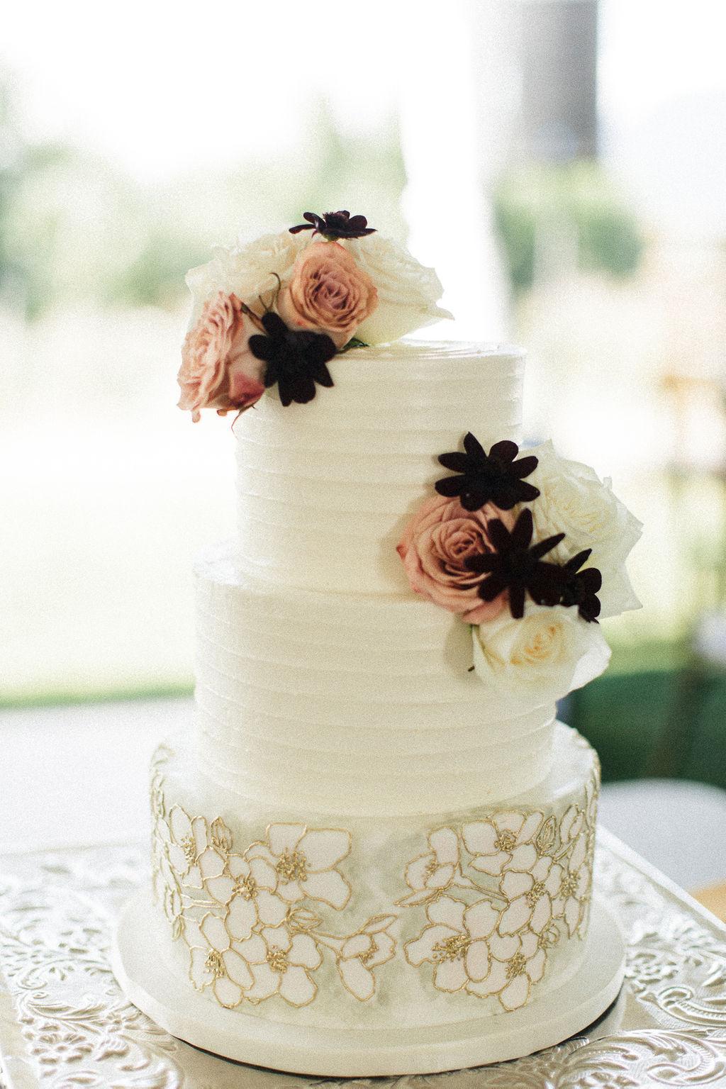 Keepsake Events Vancouver Wedding Cake
