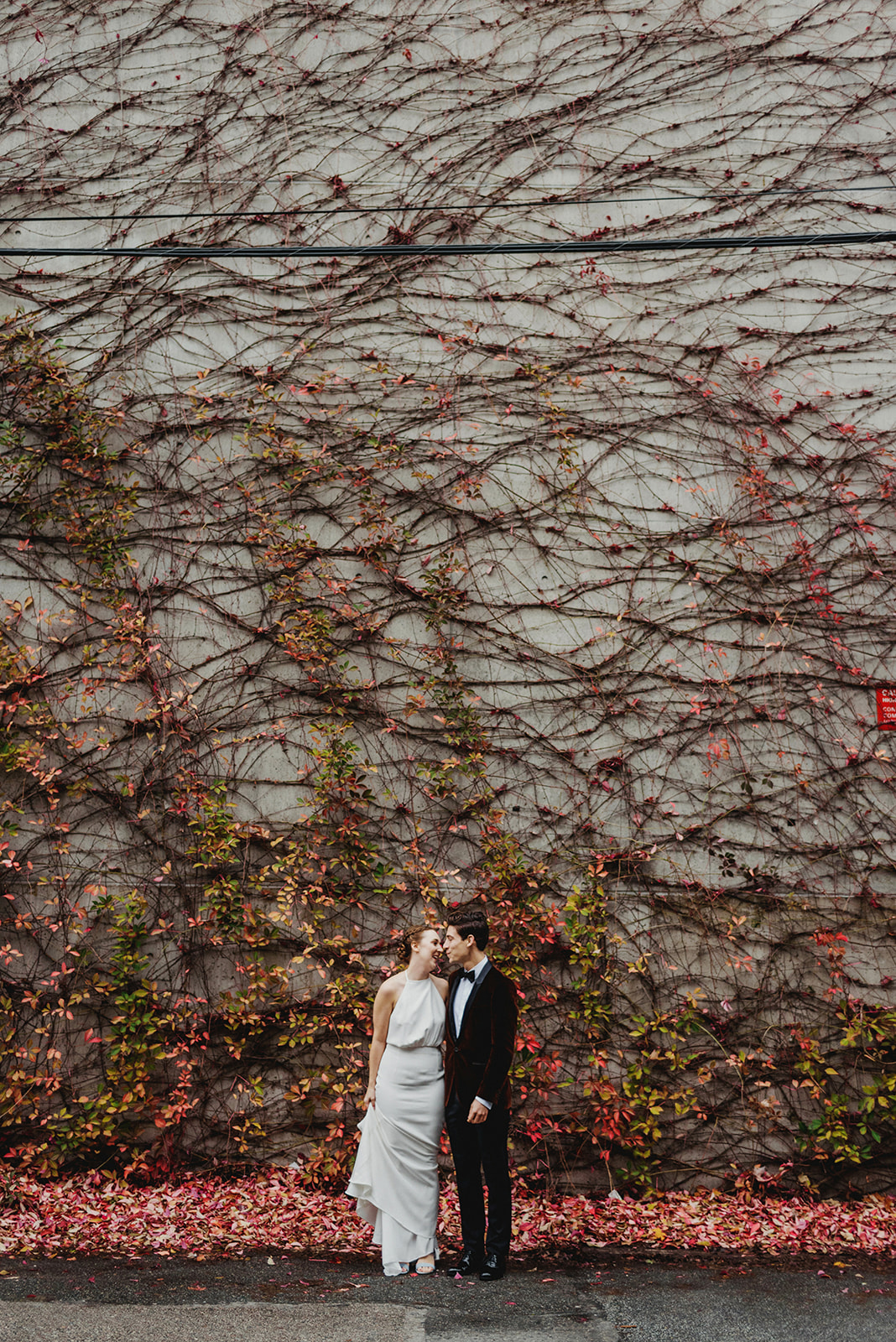 Keepsake Events Vancouver M&H Wedding Portrait