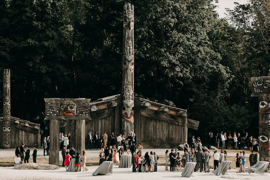 Keepsake Events | Vancouver Wedding Planning & Coordination Museum of Anthropology MOA