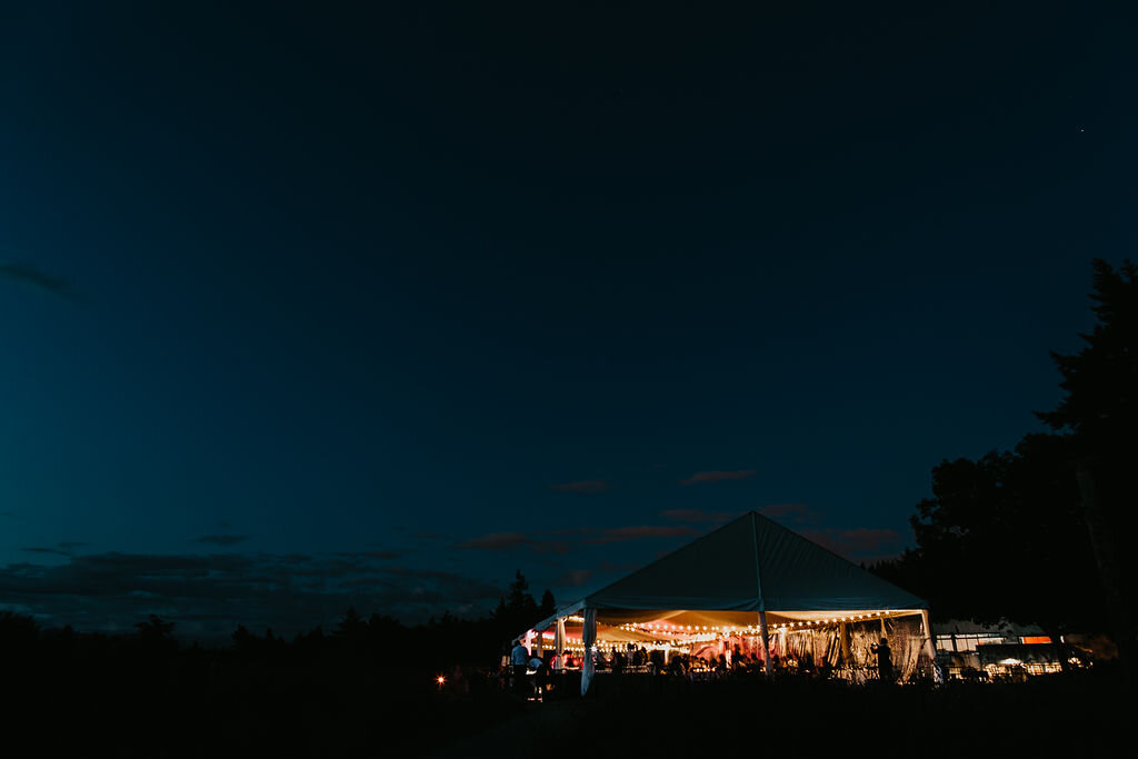 Keepsake Events | Vancouver Wedding Planning & Coordination Museum of Anthropology MOA Tent