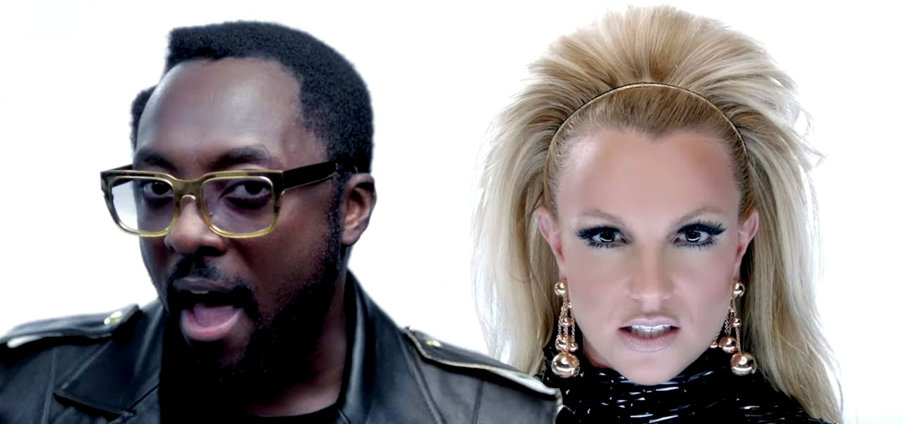 """Will I Am ft. Britney Spears - In collaboration with Ridley Scot Associates we created the Music Video for the song """"Scream and Shout""""."""