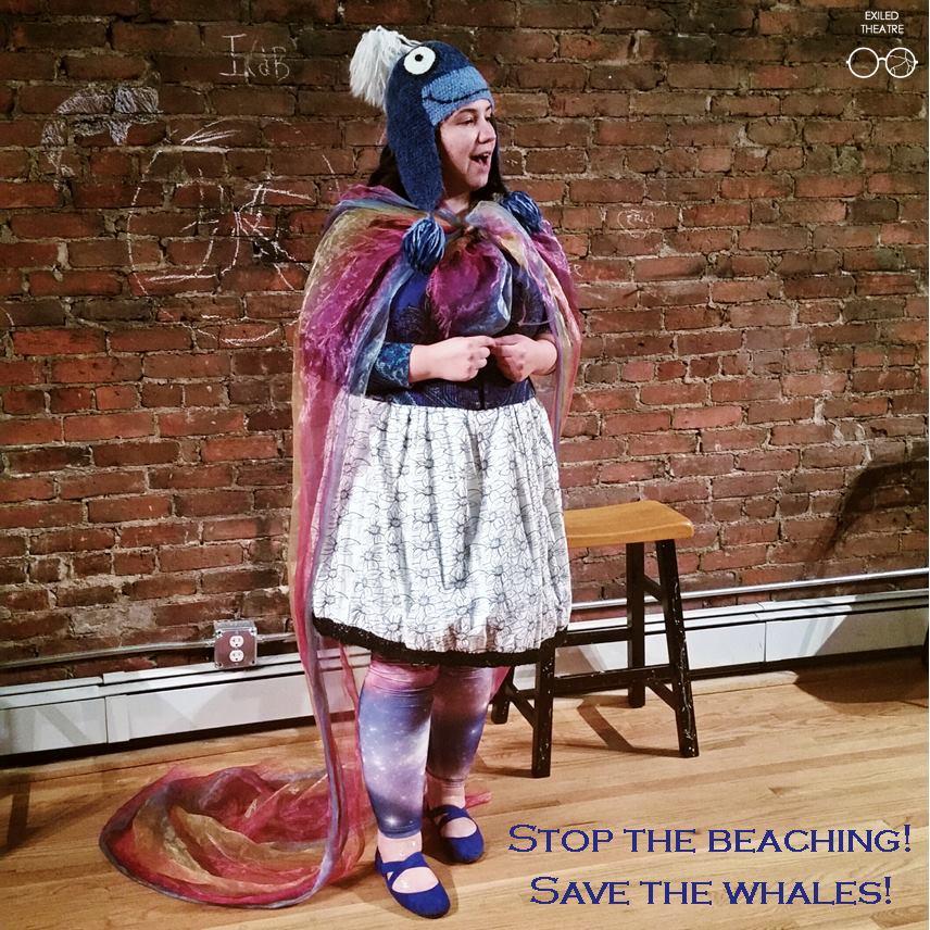 Morganna Becker as Daffodil Spout Havish