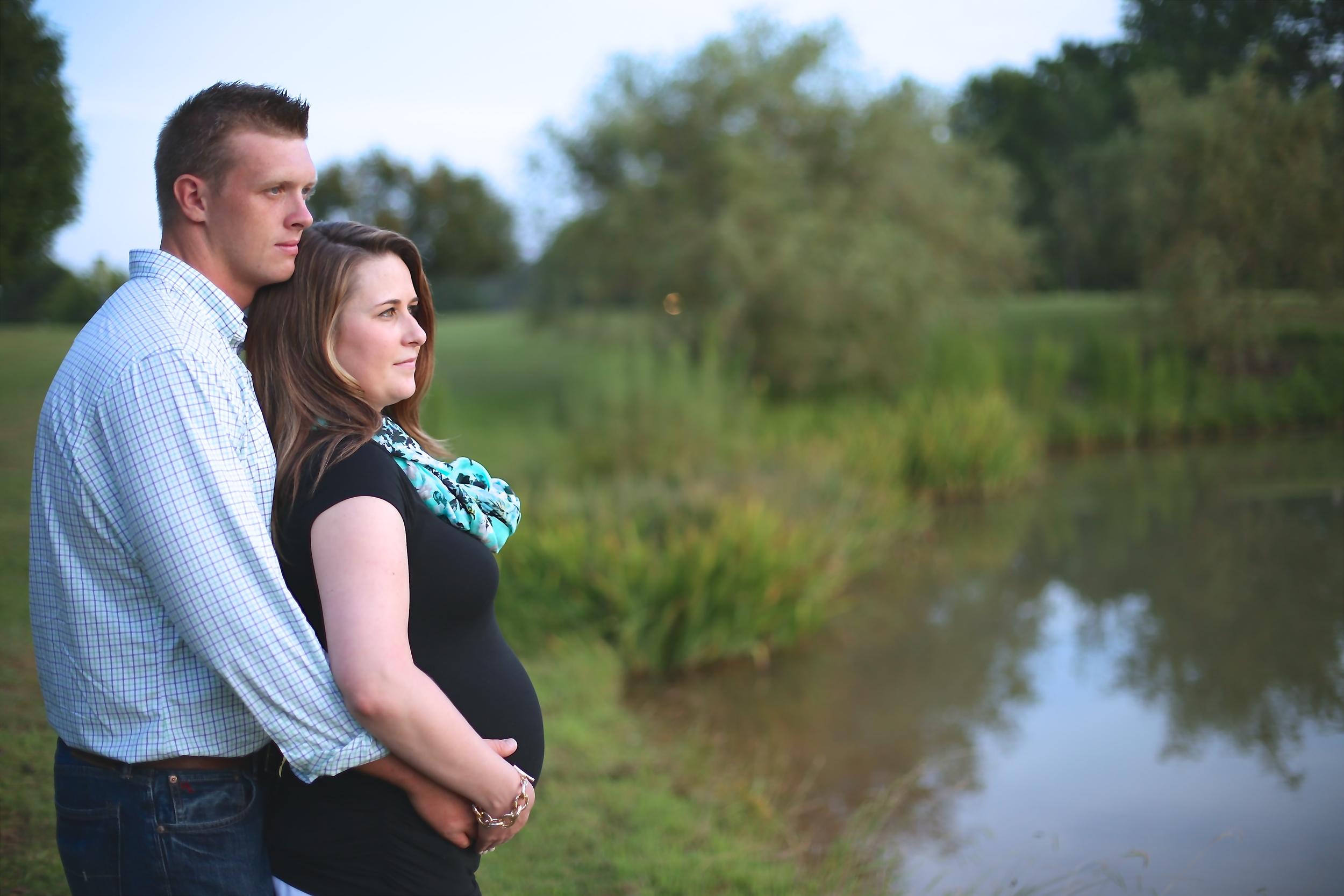 w+j sunset maternity shoot 12