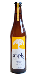 Apple Tree Pear & Ginger Cider