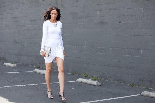 Alicia Jay Tall Style ASOS White Dress 4.jpg