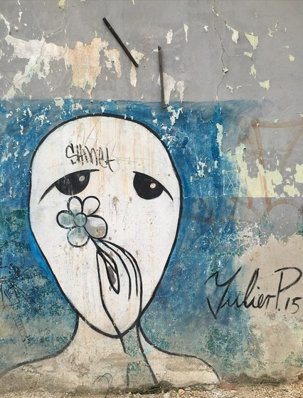 I was enamored with the Cuban street art. It was everywhere and vastly different in every city.