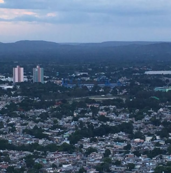 The view of Holguin from Loma de La Cruz was amazing. Check out the full video by clicking the photo.
