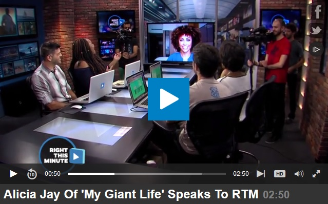 I had so much fun with the Right This Minute Crew. Click to check out my segment on RTM!