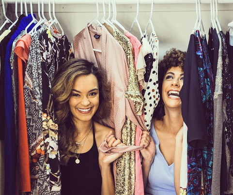 Click for more information on our first tall clothing swap!  Photo by  Ashdav Photo