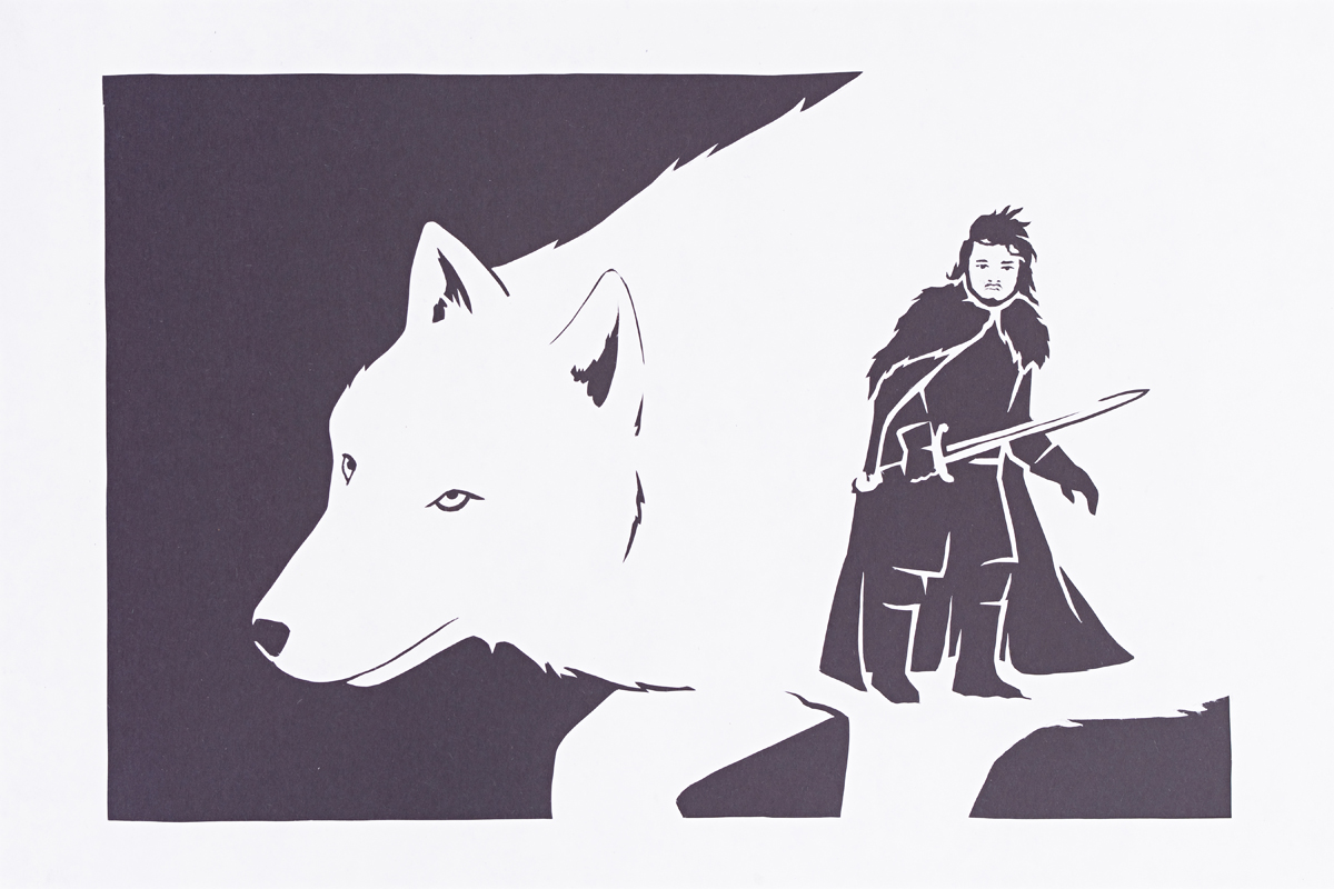 Ghost and the Guardian of the North (bonus)