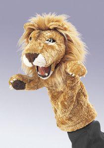 lionpuppet