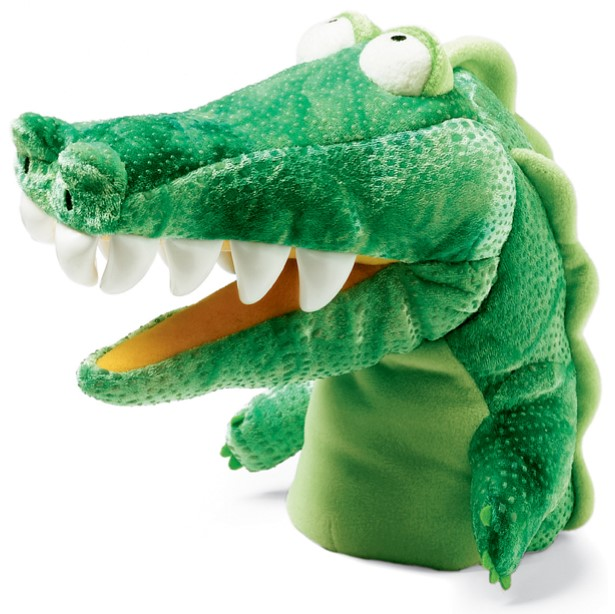 alligatorpuppet