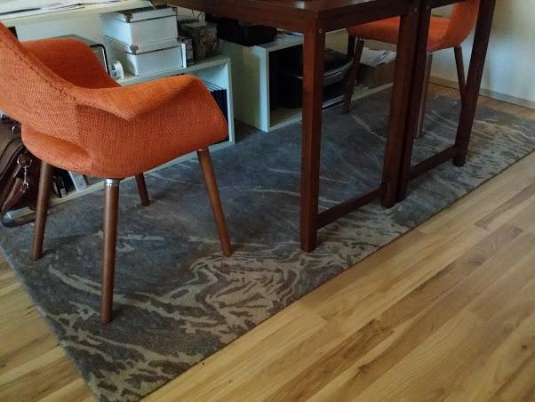 office rug