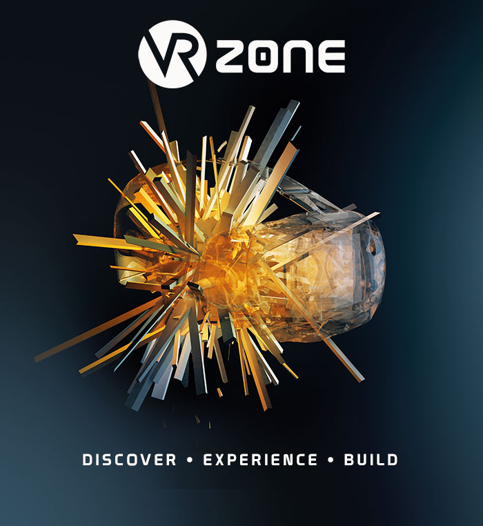 UDelft Students created a VR zone.