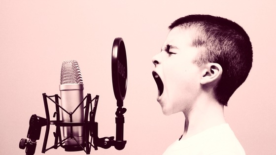 ShoutingYourMessage