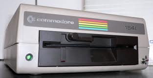 Commodore 64 Floppy Disk Drive 1541, c. 1983    Or contact us through the magic of the internet by using the form below...