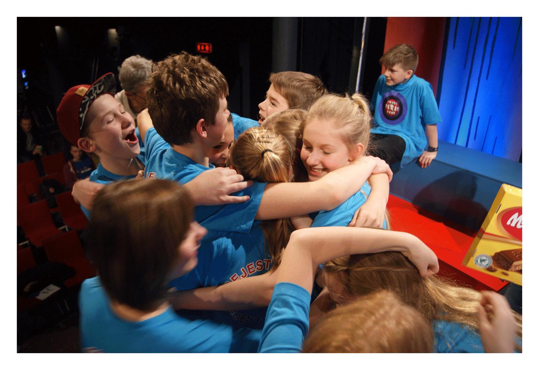 The A-Team fra Vejle vinder finalen 2014