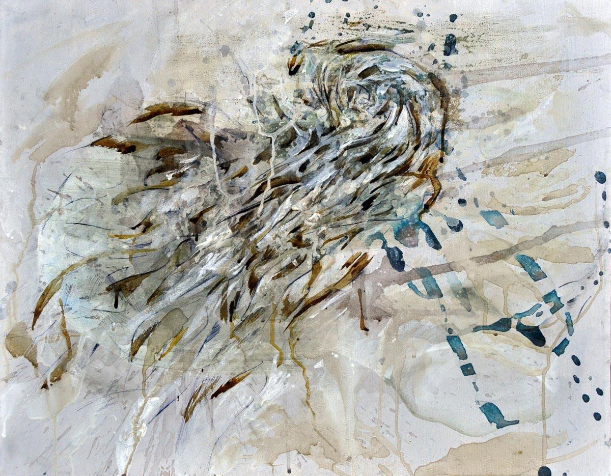 Noiseflow painting