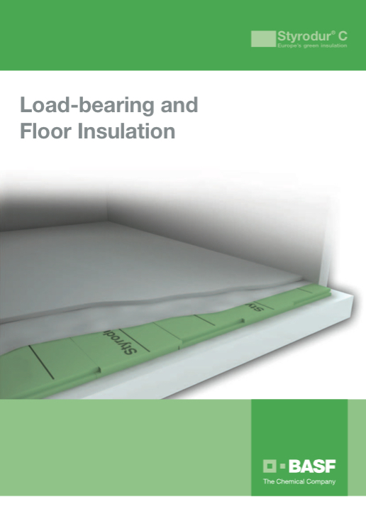 BASF STYRODUR FLOOR APPLICATION