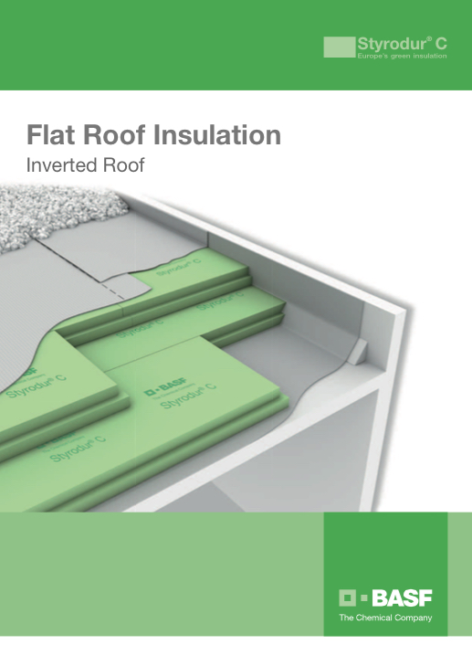 BASF STYRODUR ROOF APPLICATION