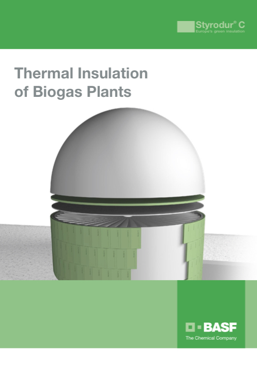 BASF STYRODUR BIOGAS PLANTS APPLICATION