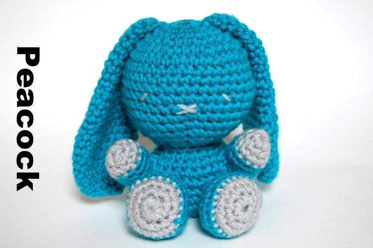 Crochet Amigurumi Bunny Toy Free Patterns Instructions | 499x750