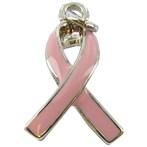 antique silver Pink enamel ribbon Hobby Lobby $1.99.jpg