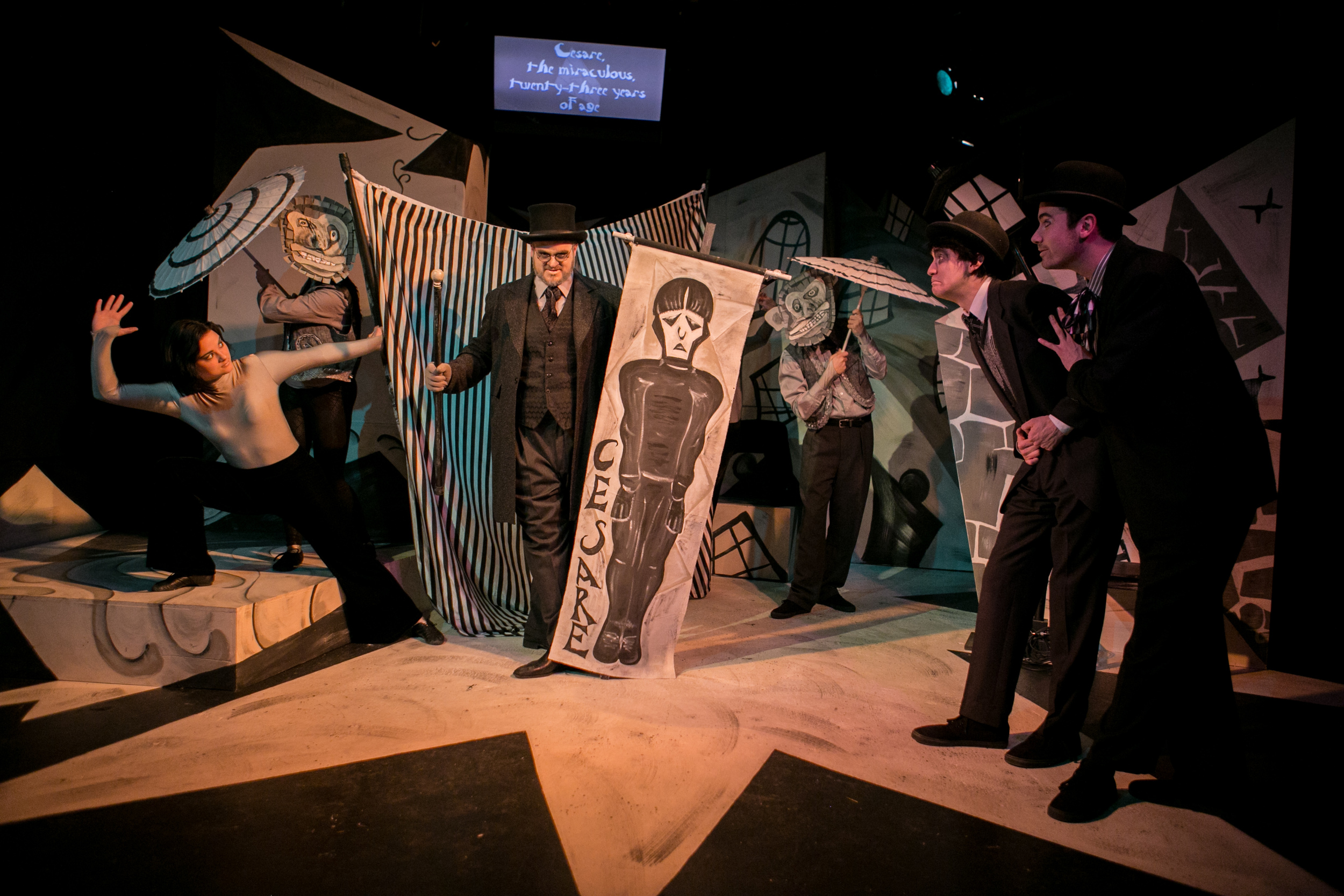 DOCTOR CALIGARI -