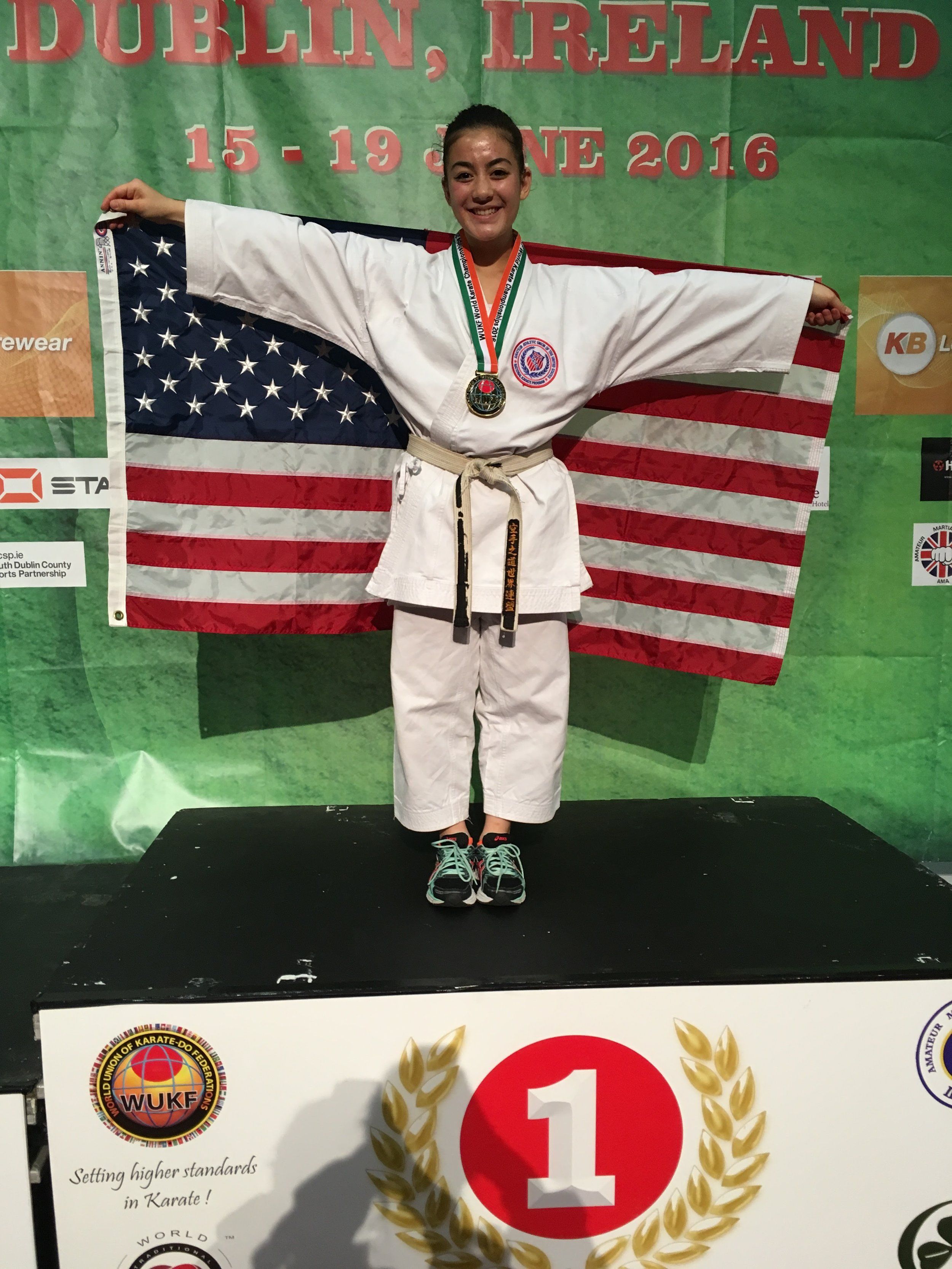 2016 Dublin Gold Medalist US Team member Asia.jpg