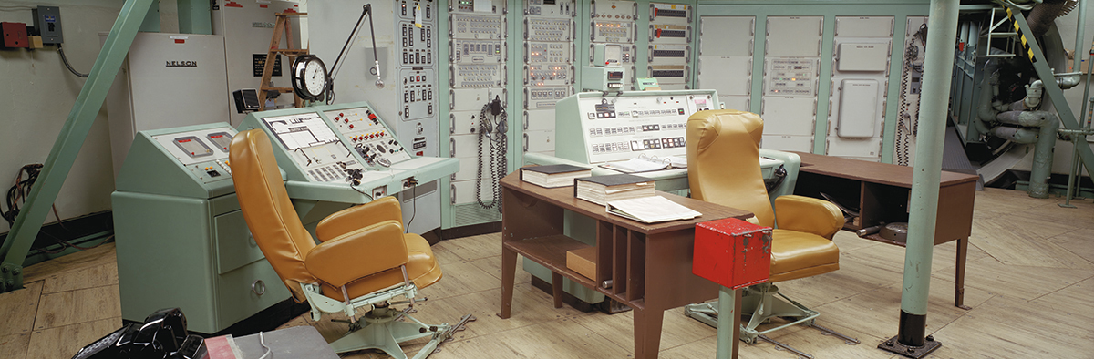 Launch Control Room