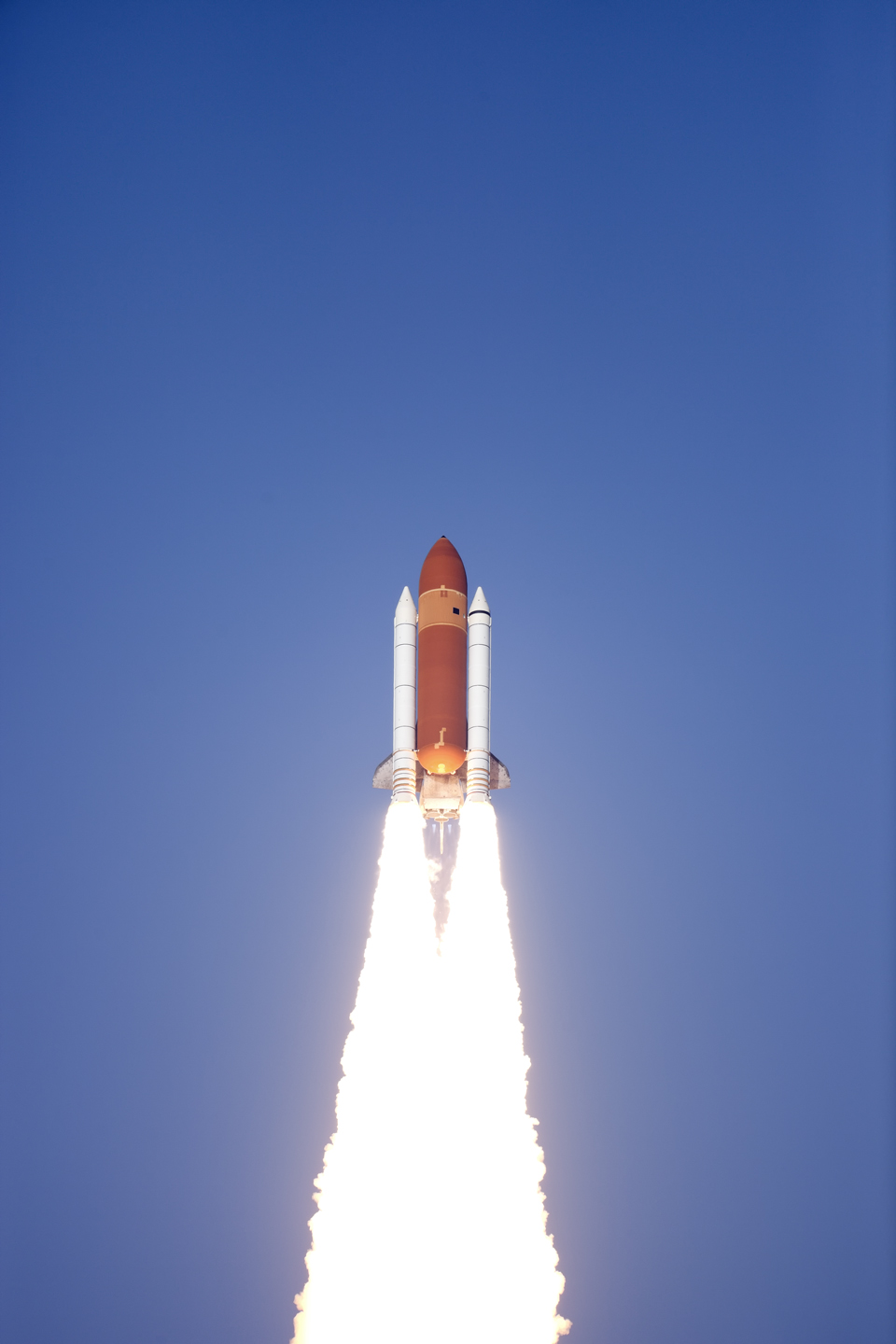 STS-133 Launch, Space Shuttle Discovery