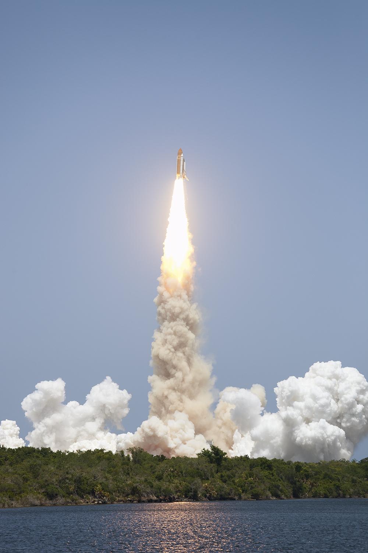 STS-132 Launch, Space Shuttle Atlantis