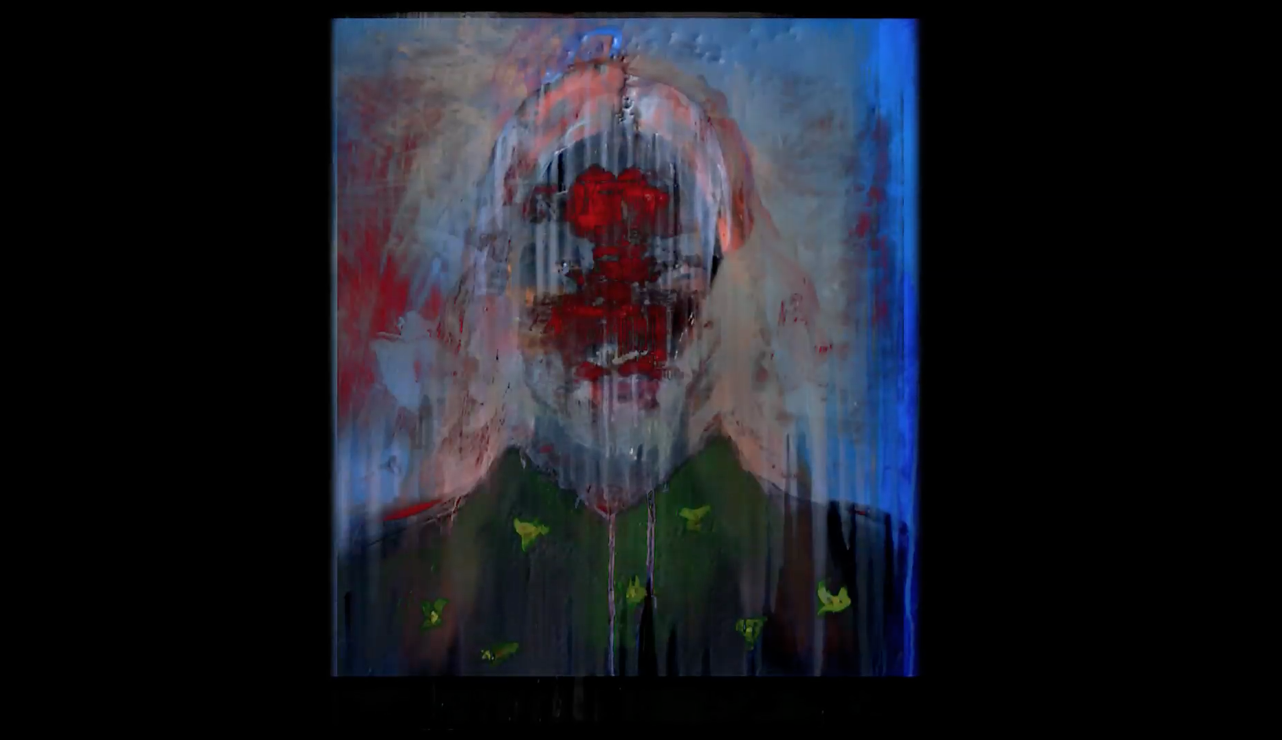 THE PANTHEIST - 'film painting' - a collaboration with Jesse Leroy Smith