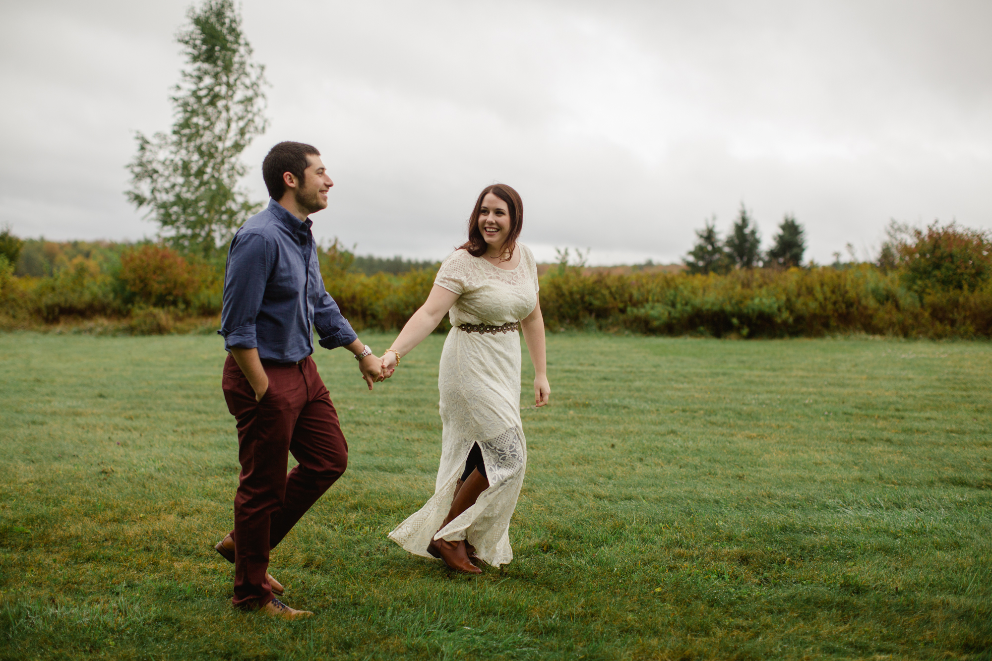 Scranton Wedding Photographers Fall Engagement Session Jordan DeNike-4.jpg